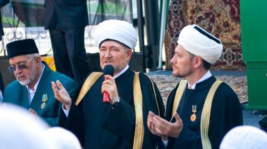Торжественное мероприятие в честь 100-летия Нижегородской соборной мечети