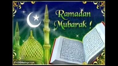 Пост в священный месяц Рамадан